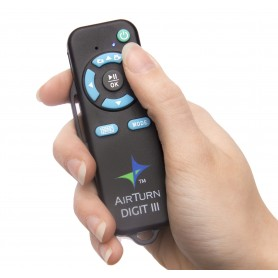 DIGIT III - Multi-Function Wireless Remote