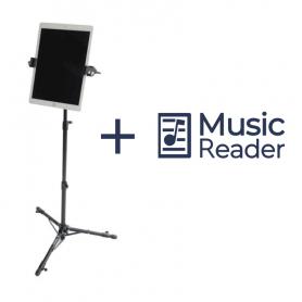 Paquete de AirTurn TechAssist + MusicReader