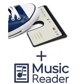 AirTurn PED PRO + MusicReader Bundel
